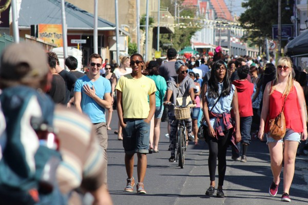 Photo credit: Rory Williams. Via Open Streets Cape Town