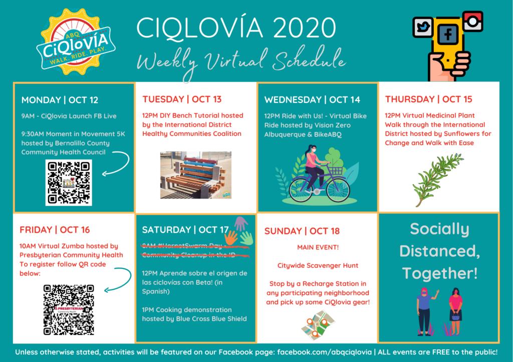 2020 Ciqlovia Program