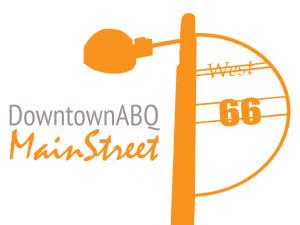 final MainStreet logo orange w. white background